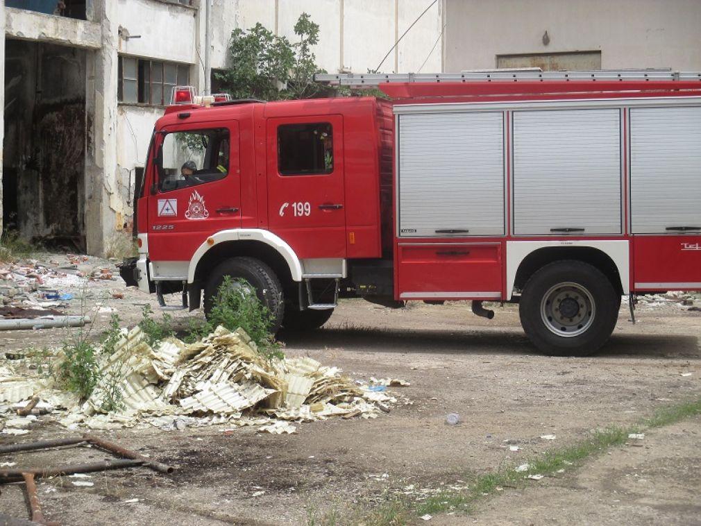 Ζημιές σε διαμέρισμα στον Παλαμά από φωτιά το μεσημέρι της Κυριακής