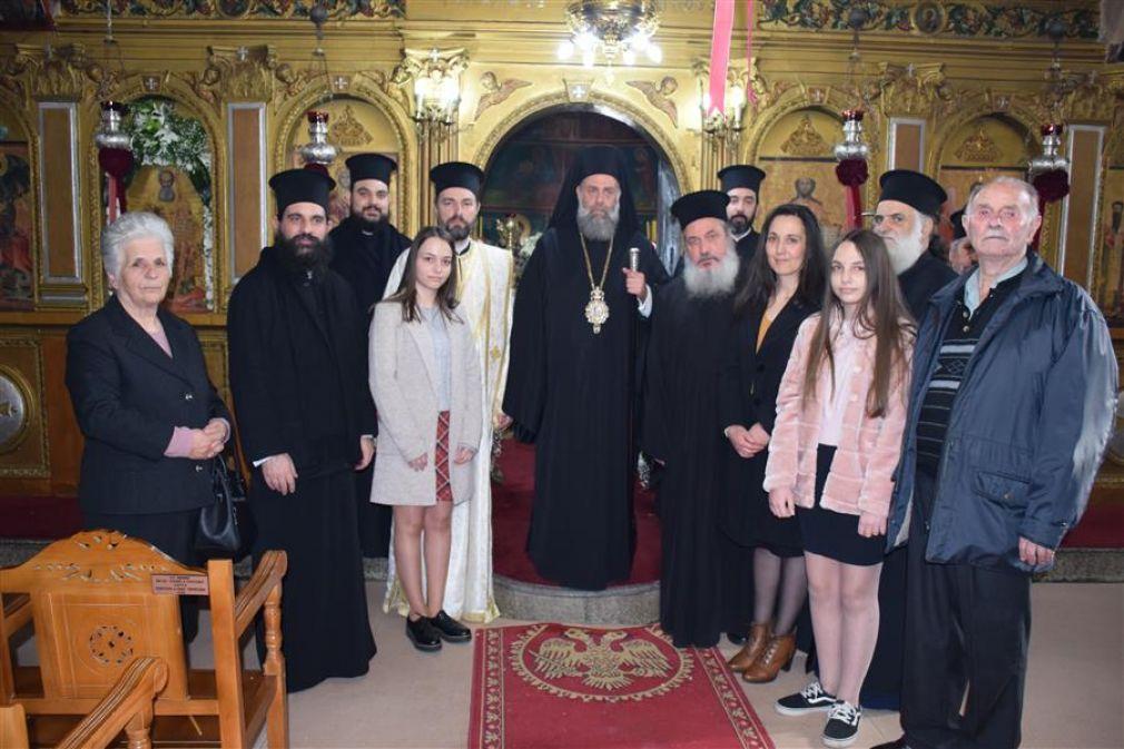 Ιερά Μητρόπολη: Νέος Διάκονος στην τοπική μας Εκκλησία (+Φώτο)