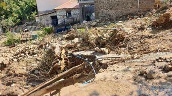 """Φ. Αλεξάκος: """"Αμάραντος: Το χωριό με τις περισσότερες ζημιές στο Δ. Καρδίτσας. Πόσο ακόμη θα περιμένει μηχανήματα;"""""""
