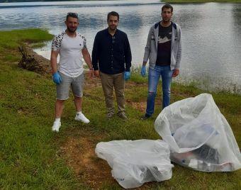 Εθελοντικός καθαρισμός από την ΟΝΝΕΔ Καρδίτσας με αφορμή την ημέρα περιβάλλοντος