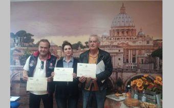 Επιμορφωτικό ταξίδι στην Ιταλία για εκπαιδευτικούς του 1ου Δημοτικού Σχολείου Σοφάδων