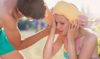 Ηλίαση: Ποια είναι τα συμπτώματα και οι πρώτες βοήθειες