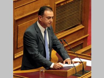 Κορονοϊός: Εξιτήριο πήρε από το Πανεπιστημιακό Λάρισας ο Βουλευτής Χρ. Κέλλας