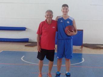 Στην προετοιμασία της Εθνικής Εφήβων μπάσκετ για το Ευρωπαϊκό Πρωτάθλημα ο Θωμάς Ζευγαράς