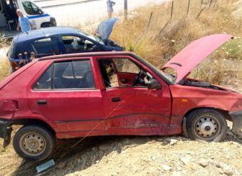 Βόλος: Τροχαίο ατύχημα με τέσσερις τραυματίες στον περιφερειακό