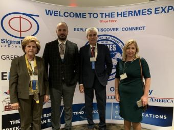 Θεσσαλική συμμετοχή στη διεθνή έκθεση Hermes Expo 2019