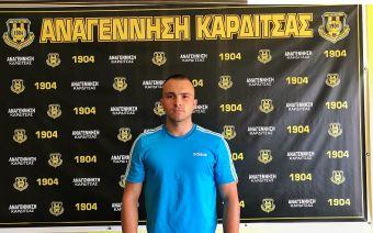 Στην Αναγέννηση ως βοηθός προπονητή ο γυμναστής Δημήτρης Ζέρβας