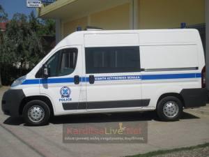 Το εβδομαδιαίο πρόγραμμα (26/10 - 1/11) της Κινητής Αστυνομικής Μονάδας στα χωριά της Π.Ε. Καρδίτσας