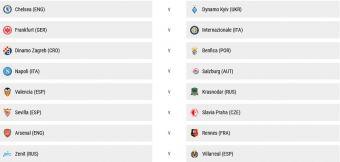 """Κλήρωσε για τους """"16"""" του Europa League"""