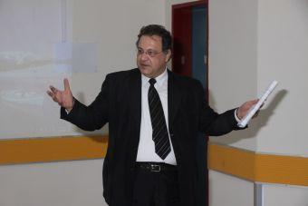 """Νίκος Ευθυμιάδης: """"Πολιτισμός, εκπαίδευση, και τουρισμός, για την οικονομική ανάπτυξη του ν. Καρδίτσας"""""""