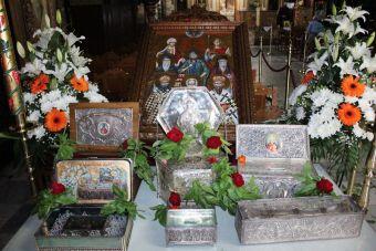 Ιερά Μητρόπολη: Η εορτή και πανήγυρις των οκτώ τοπικών μας Αγίων (18 & 19 Σεπτεμβρίου)