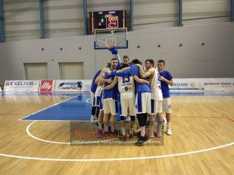 Α2 μπάσκετ: Ήττα από το νεοφώτιστο Φίλιππο Βέροιας γνώρισε ο ΑΣΚ