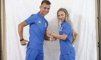Πρωτιές (ξανά) για Ντρισμπιώτη και Παπαμιχαήλ στο Πανελλήνιο Πρωτάθλημα 35χλμ. βάδην