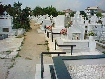 """Σε κοιμητήριο της Δράμας θάφτηκε η σορός άνδρα που """"αφαιρέθηκε"""" από τάφο στην Καβάλα"""