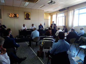 Πρόταση του Γ. Κώτσου στη σύσκεψη με τον Πρωθυπουργό για εκπόνηση Ειδικού Προγράμματος Αρωγής και Τοπικής Ανάπτυξης του Ν. Καρδίτσας