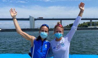 Τόκιο 2020: Στην 5η θέση Κυρίδου και Μπούρμπου στον τελικό της δικώπου