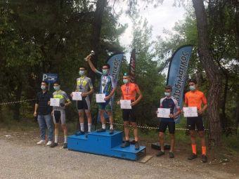 Σε ποδηλατικό αγώνα στα Τρίκαλα συμμετείχαν αθλητές του Ποδηλατικού Συλλόγου Καρδίτσας