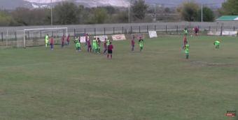 Στιγμιότυπα του αγώνα Ατρόμητος Παλαμά - Ύπατο (1-2)
