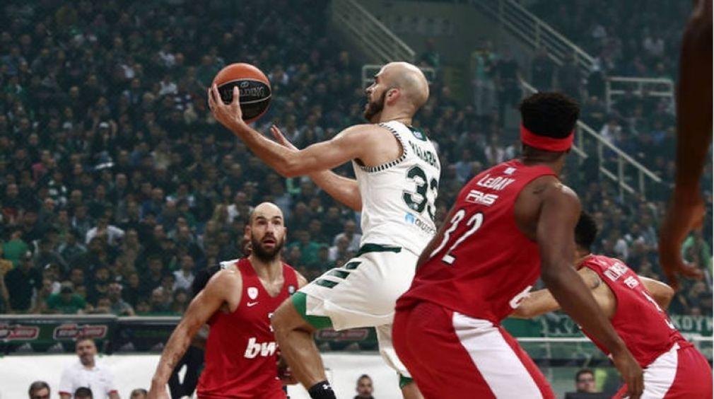 """Κύπελλο μπάσκετ: """"Κλάσικο"""" παραμονή του Αγίου Βαλεντίνου έβγαλε η κληρωτίδα!"""
