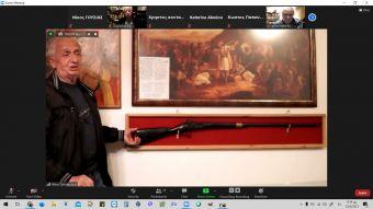 Διεθνής Ένωση Αστυνομικών: Με επιτυχία η διαδικτυακή εκδήλωση για τον Γεώργιο Καραϊσκάκη