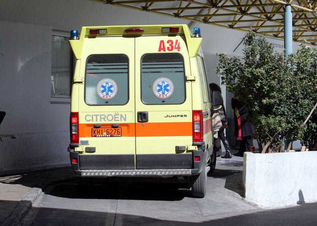 Λάρισα: Ποδηλάτης παρασύρθηκε από αυτοκίνητο στη Φαρσάλων