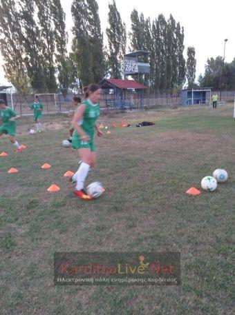 Έμαθαν πρόγραμμα για τη σεζόν 2019-2020 οι Ελπίδες Καρδίτσας