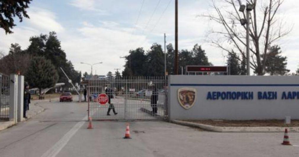 Λάρισα: Θανάσιμος τραυματισμός υπαξιωματικού στην 110 Πτέρυγα Μάχης