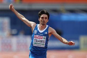Στην ελληνική αποστολή για το Βαλκανικό Πρωτάθλημα Ανδρών-Γυναικών ο Δημήτρης Τσιάμης