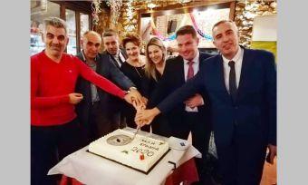 Ο Σύνδεσμος Διαιτητών Πετοσφαίρισης Κεντρικής Ελλάδας έκοψε την πίτα του