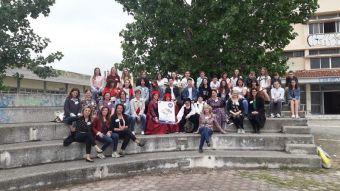 Συνάντηση Ιταλίας, Τουρκίας, Σουηδίας, Λιθουανίας και Ελλάδας στο 5ο Γυμνάσιο Καρδίτσας