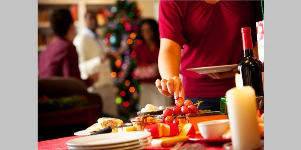 6 διατροφικά tips για να υποδεχτείτε τις γιορτές!