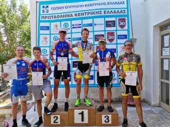 Πρωταθλητής Θεσσαλίας αθλητής του Ποδηλατικού Ομίλου Καρδίτσας