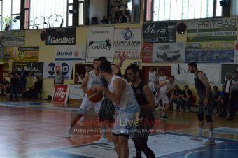Ήττα και τέλος η σεζόν στην Καστοριά για τον ΑΣΚ