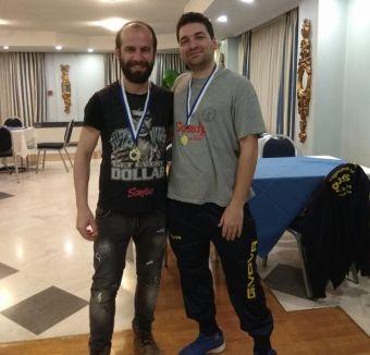Καλλούσης και Δελλιανίδης νικητές της 11ης αγωνιστικής στο αγωνιστικό τάβλι