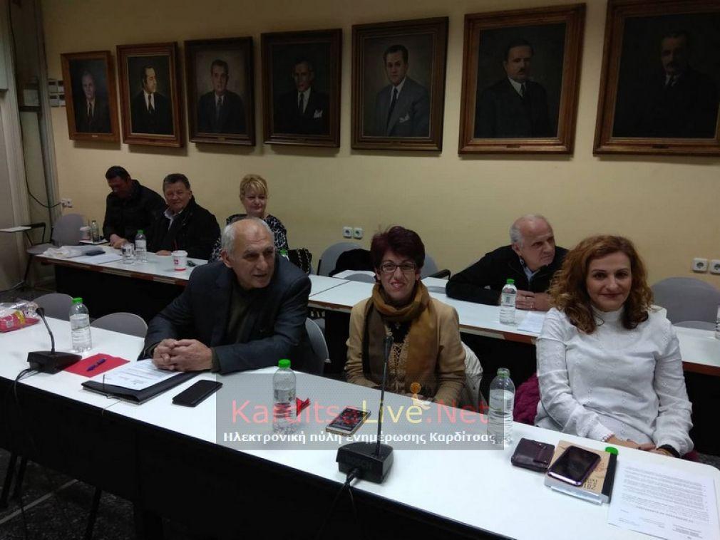 Φ. Αλεξάκος: Καμία χαλάρωση στην εφαρμογή του αντικαπνιστικού νόμου στην Καρδίτσα
