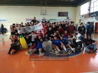 Το 2ο ΕΠΑΛ Καρδίτσας πρωταθλήτρια ομάδα στο Χάντμπολ αγοριών (+Φώτο +Βίντεο)