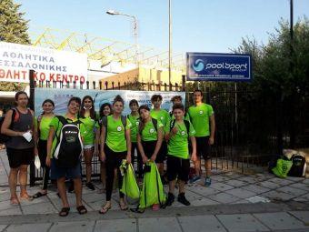 Πέντε αθλητές της Α.Κ.Α.Κ. επιλέχθηκαν από την Κ.Ο.Ε. στο Αναπτυξιακό Πρόγραμμα Επιλέκτων της Τεχνικής Κολύμβησης