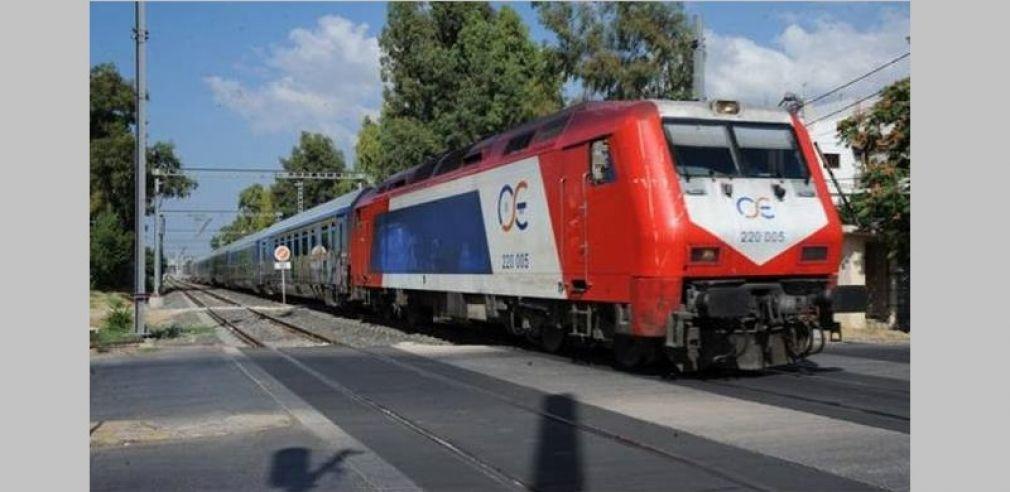 ΤΡΑΙΝΟΣΕ: Χωρίς σιδηρόδρομο Λιανοκλάδι – Παλαιοφάρσαλος από 25 έως 28 Ιανουαρίου