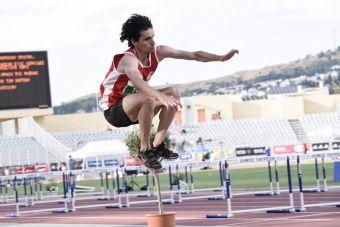 Χάλκινο μετάλλιο για τον Δημήτρη Τσιάμη στο Βαλκανικό Πρωτάθλημα κλειστού στίβου