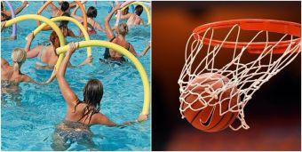 Δήμος Σοφάδων: Δωρεάν μαθήματα Aqua Aerobic και μπάσκετ