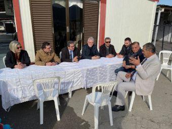 Στα Φάρσαλα για το νέο πρόγραμμα μετεγκατάστασης οικογενειών ρομά ο Γ.Γ. Κοινωνικής Αλληλεγγύης