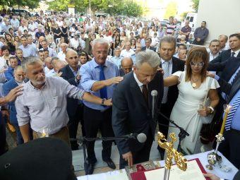 Ορκίστηκε το απόγευμα της Κυριακής (25/8) η νέα Δημοτική Αρχή Σοφάδων (+Φώτο)