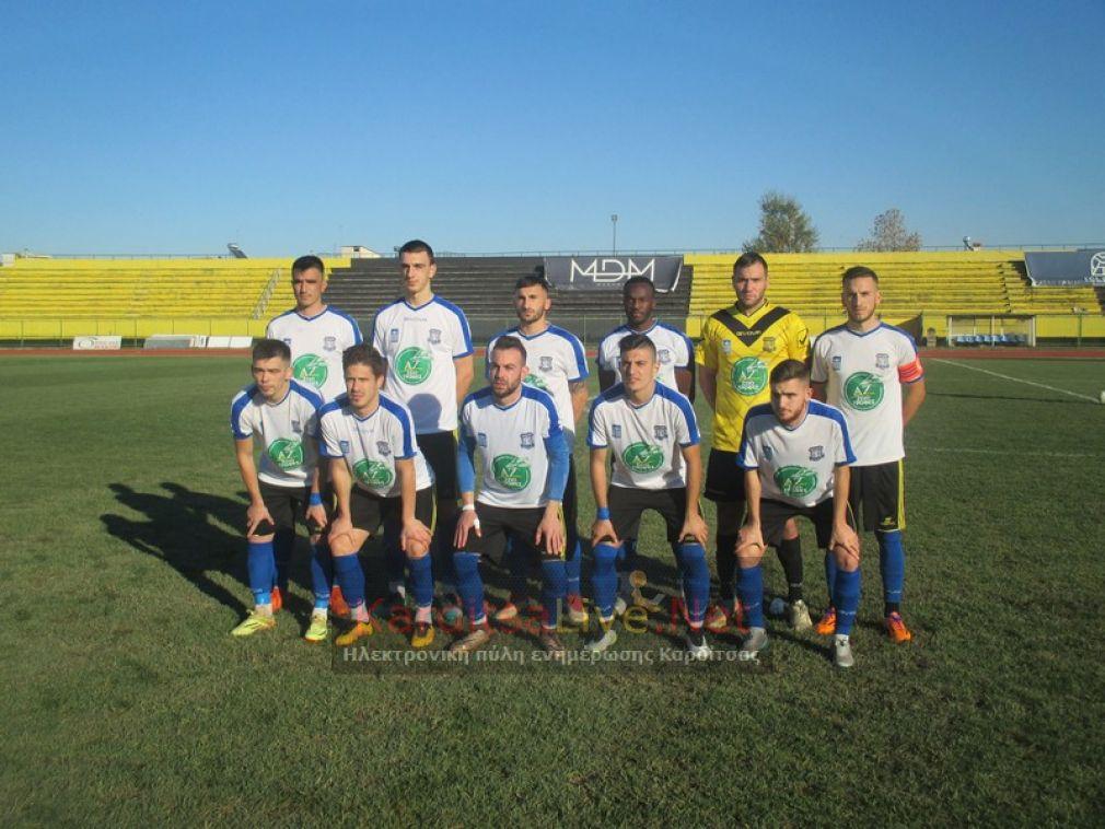 Σπουδαία νίκη με 1-0 του ελλιπέστατου Απόλλωνα Μακρυχωρίου επί του Αλμυρού (+Φώτο +Βίντεο)