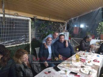 «Ιεροτελεστία» ψησίματος τσίπουρου και γλέντι στο «καζαναριό» των Γοργοβιτών (+Φώτο)