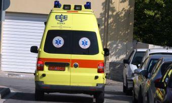 Πτώση άνδρα από τον 3ο όροφο του κτιρίου της Αστυνομίας στη Λάρισα
