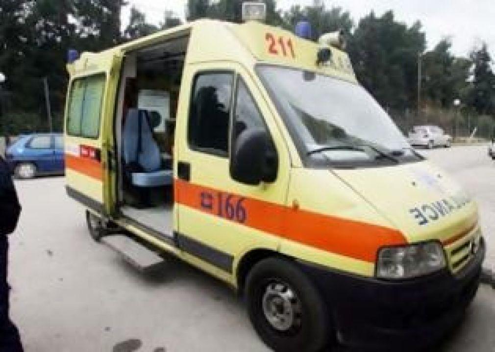 Σοβαρός τραυματισμός του αντιδημάρχου Μετεώρων, Γ. Δήμου