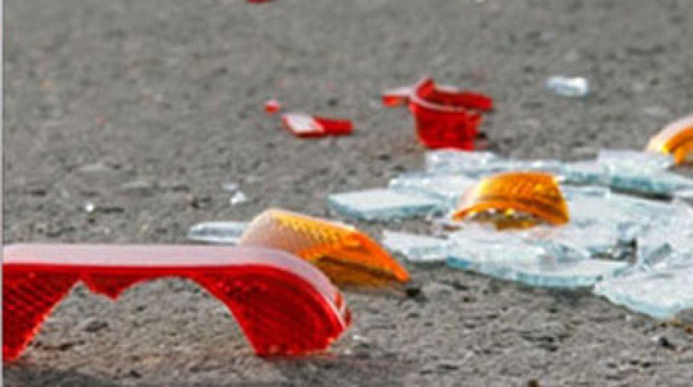 Εκτροπή Ι.Χ. αυτοκινήτου με υλικές ζημιές τα ξημερώματα της Κυριακής έξω από το Ριζοβούνι