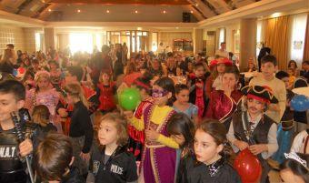 Το παιδικό αποκριάτικο χορό πραγματοποίησε την Κυριακή (17/2) το Σώμα Ελληνικού Οδηγισμού