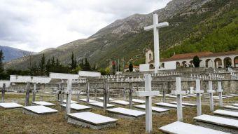 Κλεισούρα: Ταφή οστών 193 Ελλήνων πεσόντων κατά το έπος του '40