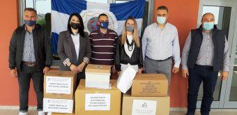 Διεθνής Ένωση Αστυνομικών: «Παιδικά βιβλία για τα παιδιά του Δαμασίου»